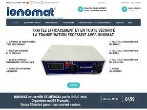 Ionomat : l'appareil efficace pour lutter contre la transpiration excessive