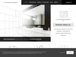 La Nouvelle Maison, entrepreneur en construction et rénovation en région de Charleroi