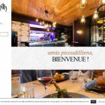 Le Piccadilly : bar, brasserie et terrasse à Rennes