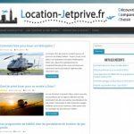 Location-jetprive.fr, comparatif des meilleurs sites de location de jet privé