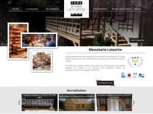 Menuiserie Lateurtre – charpente, isolation, construction de mobiliers et d'équipements en bois en Normandie
