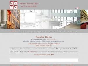 MVDG, avocats certifiés à Nice