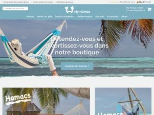 Myhamac : vente de hamac en ligne