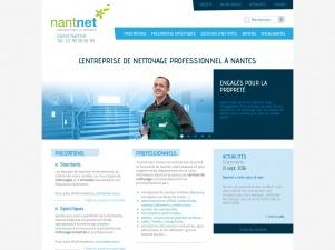 Nantnet : entreprise de nettoyage à Nantes