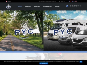 PYC: entreprise de transport de chevaux