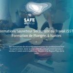 Safe With Us, entreprise de formation en secourisme et plongée à Nantes
