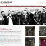 SOPROBAT, Société du second oeuvre
