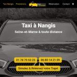 Taxi conventionné à Nangis