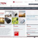 TEN : conduits de fumées métalliques, rigides ou flexibles