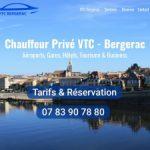 VTC Bergerac, votre compagnie de transport en Dordogne