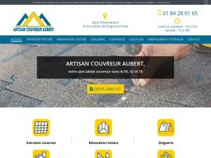Artisan couvreur Aubert