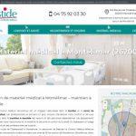 Bastide, votre location de matériel médical à Montelimar