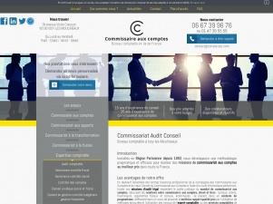 CGS Conseil, commissaire aux comptes