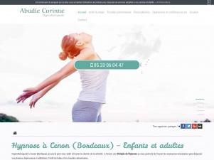 Corinne Abadie, hypnose pour la gestion de phobies à Bordeaux