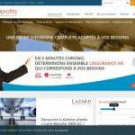 Courtier en épargne et Assurance vie en ligne