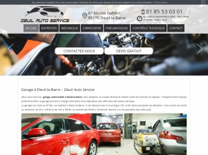Deuil Auto Service