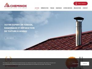 dtcheminox, le roi des cheminées