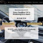 Eco VTC – chauffeur privé à Strasbourg
