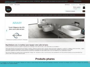 Esprit du bain: wc suspendu
