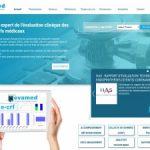 Evamed – développement de logiciels d'études cliniques