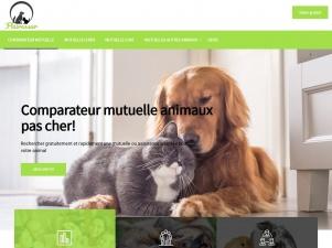 Flairassur.com, comparateur de mutuelles pour animaux