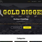 Golddiggershop – Boutique d'orpaillage
