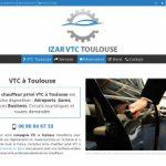 Izar VTC Toulouse – Votre réseau de chauffeur privé VTC à Toulouse