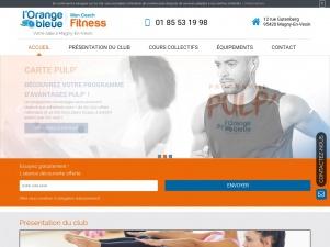 L'Orange bleue, votre salle de sport proche de Saint Gervais