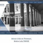 Maître Lola Trede, Cabinet d'avocat à Aix-en-Provence