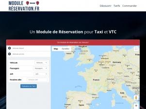 Module de Réservation.fr