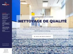 Nettoyage Moquette : entreprise de nettoyage de tapis