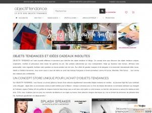 Objectif Tendance, concept store en ligne