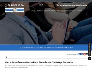 Obtention de votre permis B à Marseille : Challenge Conduite