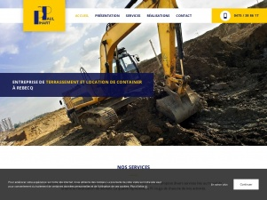 Paul Pihart : votre entreprise de terrassement dans le Brabant wallon