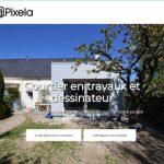 Pixela, permis de construire et chiffrage de chantier