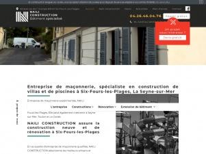 Rénovation de bâtiment à Marseille | NAILI CONSTRUCTION
