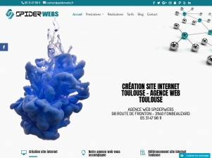 Spiderwebs, le spécialiste en optimisation SEO