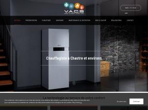 VACS, entreprise de plomberie et de chauffage à Chastre