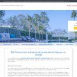 Zefi Construction, entreprise de construction et de rénovation à Cagnes sur Mer