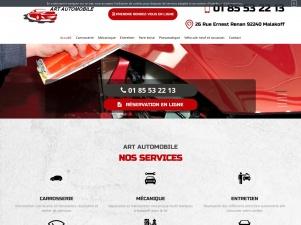 Art Automobile, votre meilleur garage à Malakoff