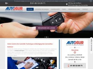 Autosur, controle technique à Montigny Les Cormeilles
