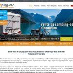 Camping-car à Tout Prix, vente de camping-cars en Normandie
