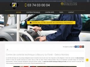 Contrôle technique à Beuvry-la-Forêt : Dekra-Norisko
