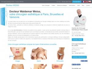 Dr WEISS, spécialiste de la chirurgie esthétique à Paris