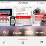 Entreprise d'installation de vidéosurveillance à Carry Le Rouet