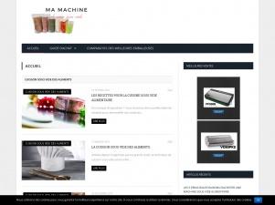 Guide d'achat et comparatif de meilleures machines sous vide