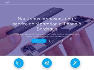 Ifixti, votre réparateur d'iPhone  Bordeaux