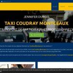 Jennifer Dubois, taxi Coudray Montceaux