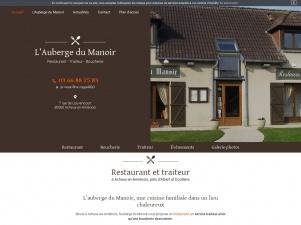 L'Auberge du Manoir, Restaurant traiteur près d'Albert et de Doullens