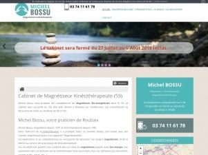 Magnétiseur à Roubaix, Michel Bossu